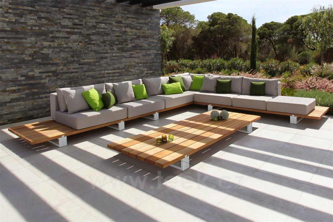 Zahradní nábytek TEEK